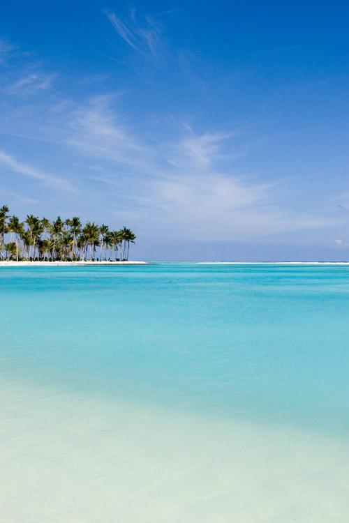 Olhuveli beach - Maldives - Paradise
