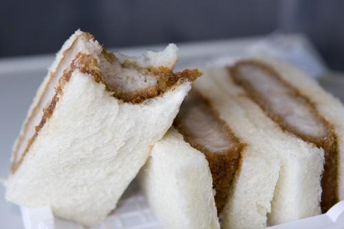 Nippon - Japan – chicken sandwich - Food