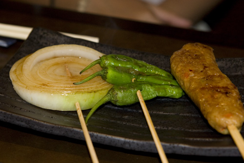 Nippon - Japan – Yakitori - Food