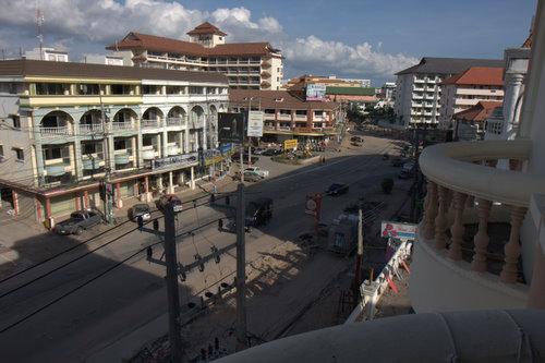 Thappraya Road in Pattaya